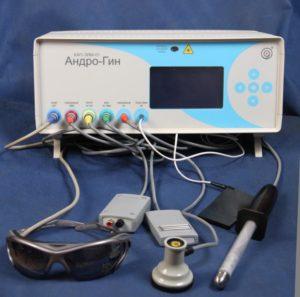Эффективное лечение аппаратом Андро-Гин