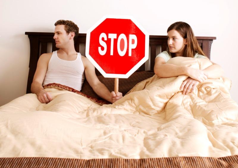 Перед тестом необходимо воздержаться от половых контактов