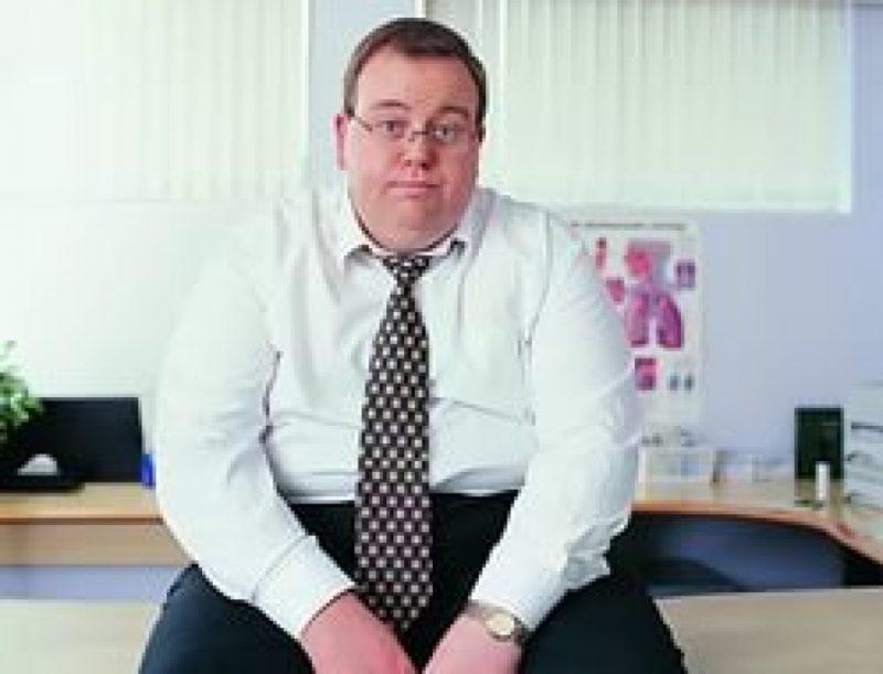 На понижение тестостерона влияет избыточный вес мужчины