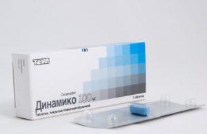 Как употреблять таблетки Динамико для усиления потенции