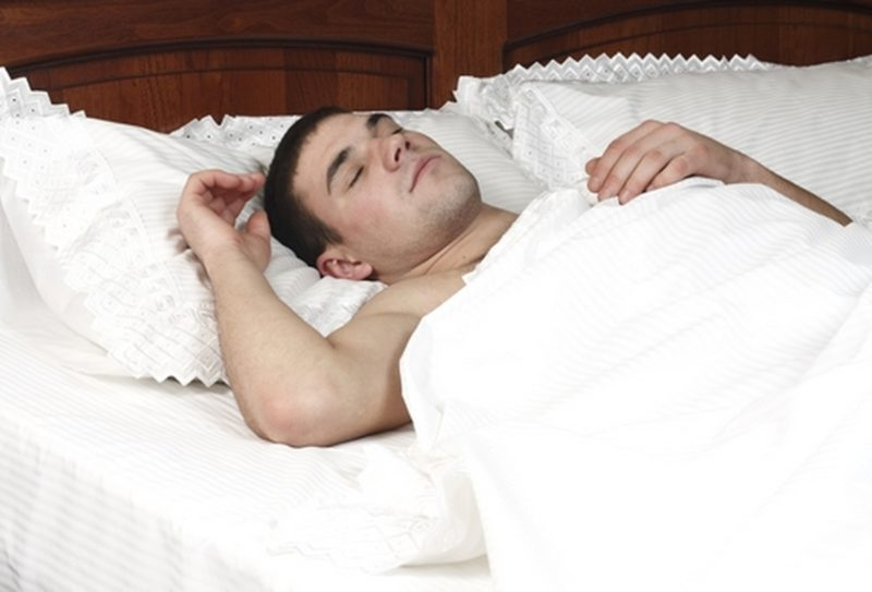 Нормальный сон - первый шаг к повышению тестостерона
