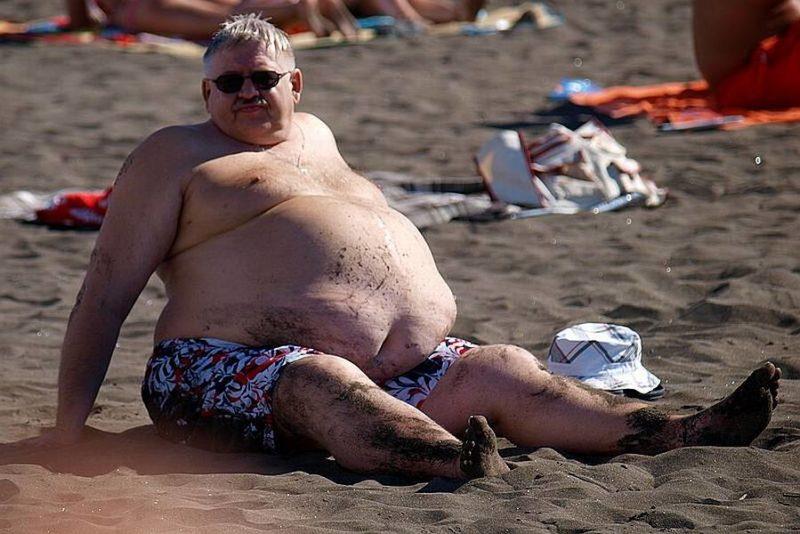 Причина снижения тестостерона - лишний вес