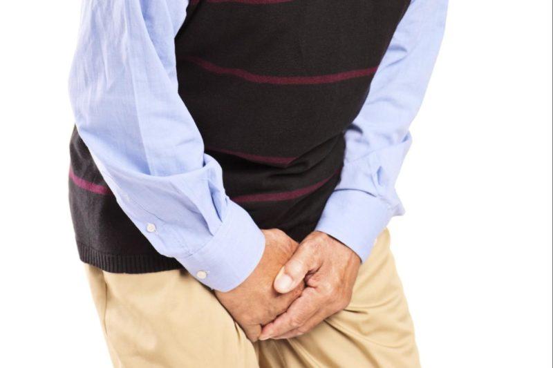 Тянущие боли в половых органах