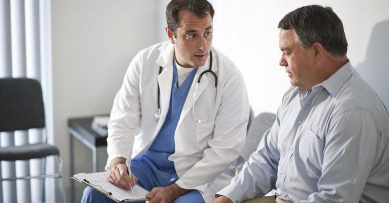 Консультация по поводу болей со специалистом