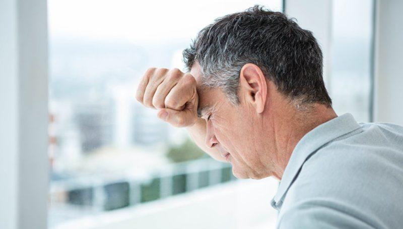 Виновник резкого похудания - стресс