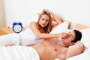 Как быстро и легко избавиться от храпа во сне мужчине