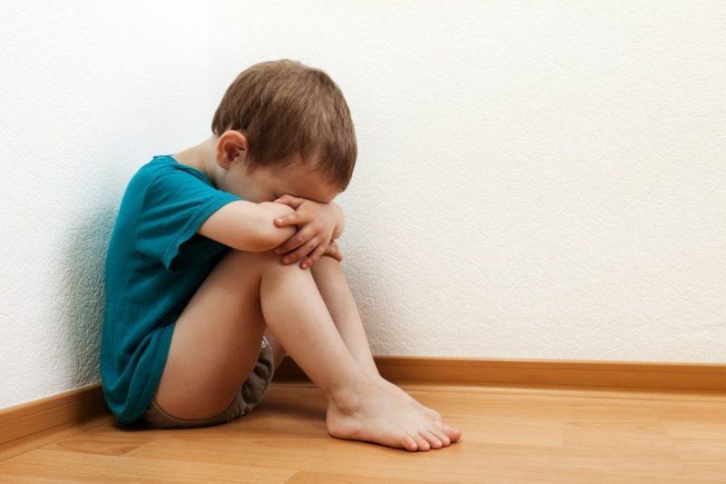 Зачастую от агрессии страдают дети