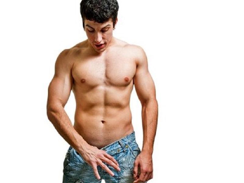 У мужчин вызывает тянущие боли в паху
