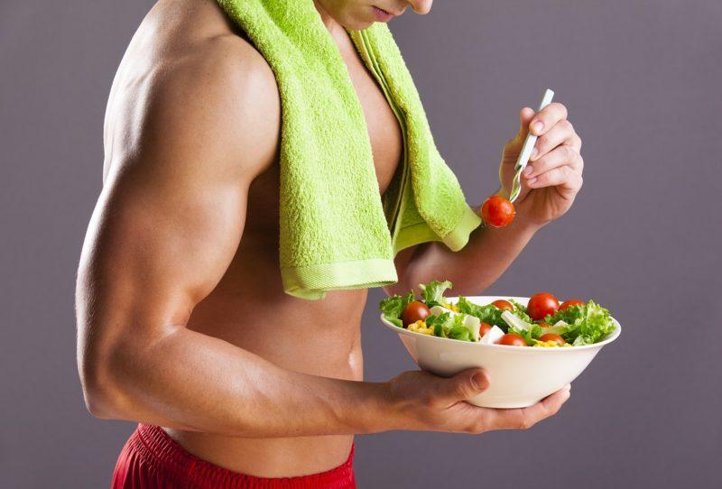Питание должно быть дробным 5-6 раз в день