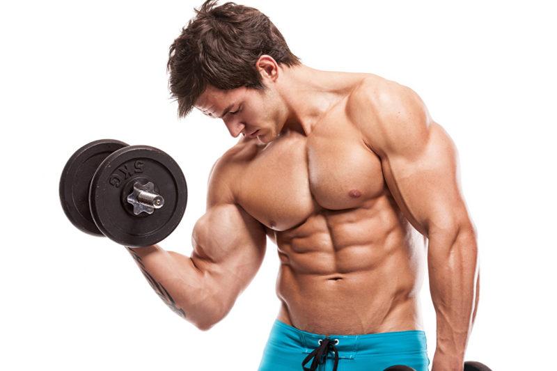 Не стоит качать одну грудную мышцу больше другой