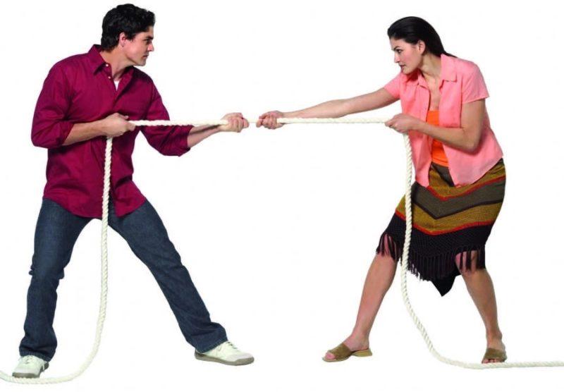 Семейные конфликты приводят к нервному перенапряжению