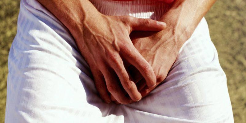 Часто пятна появляются при несоблюдении элементарной гигиены