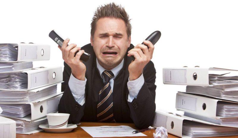 Стресс - провокатор уреаплазмоза