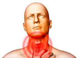 Особенности заболеваний щитовидки у мужчин