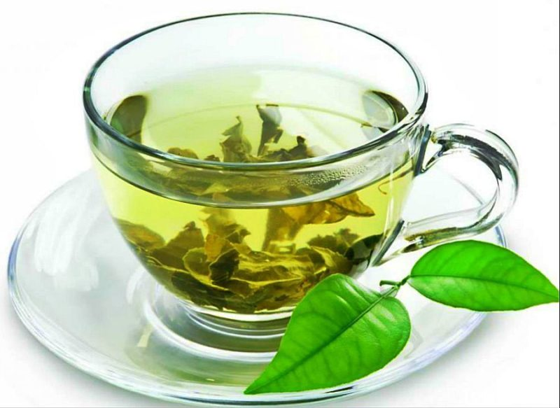 В избавлении от жира поможет поможет зеленый чай