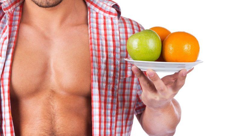 Замена продуктов возможна при правильном расчете калорий