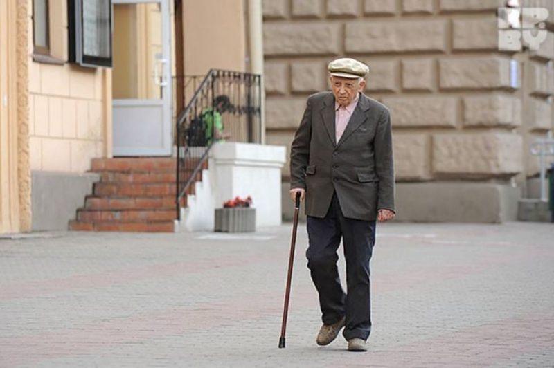 После 60 лет рост мужчины уменьшается