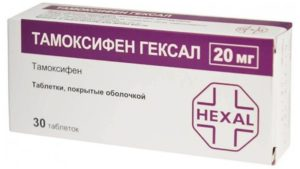 Тамоксифен при импотенции