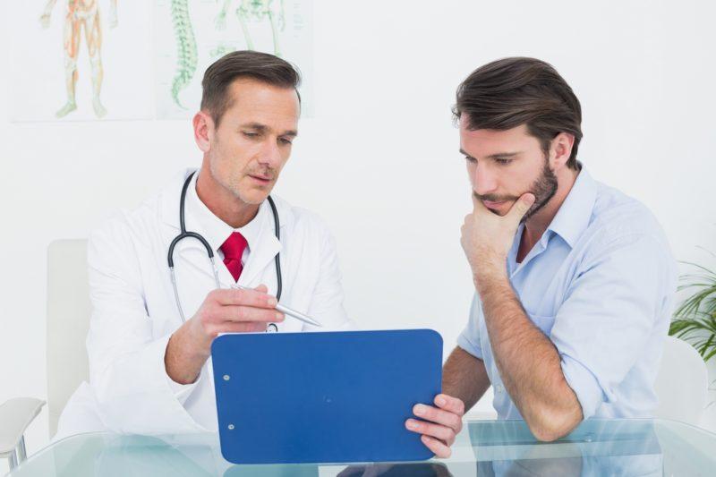 Выбор схемы лечения