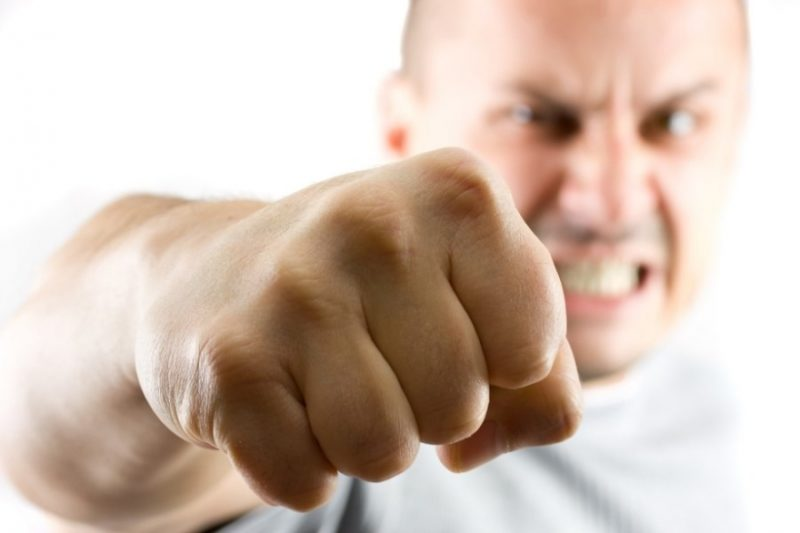 Приступы ярости у женщин и мужчин