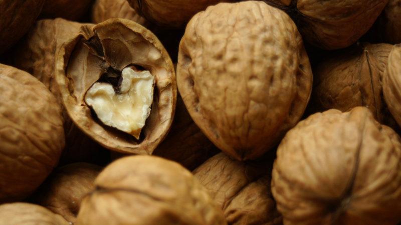 Покупать грецкие орехи лучше в скорлупе