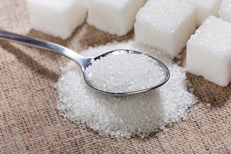 Необходимо уменьшить потребление сахара