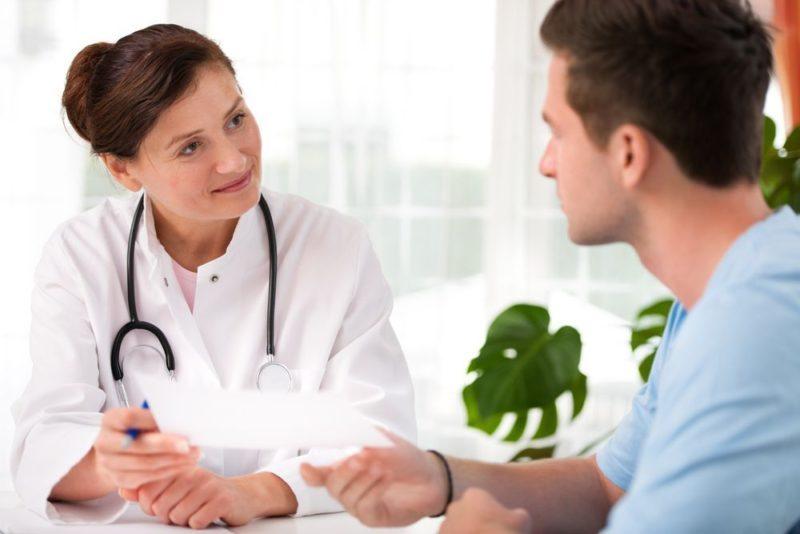 Тактику лечения выбирает врач