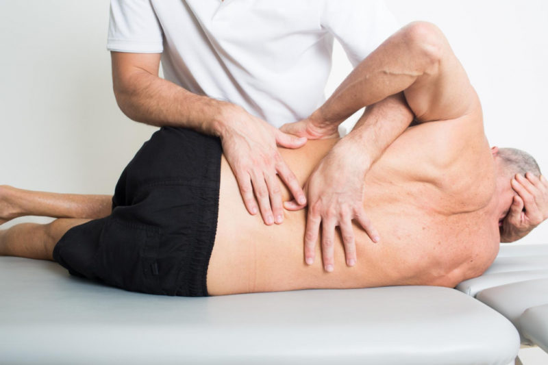 Подготовка к лечебной физкультуре
