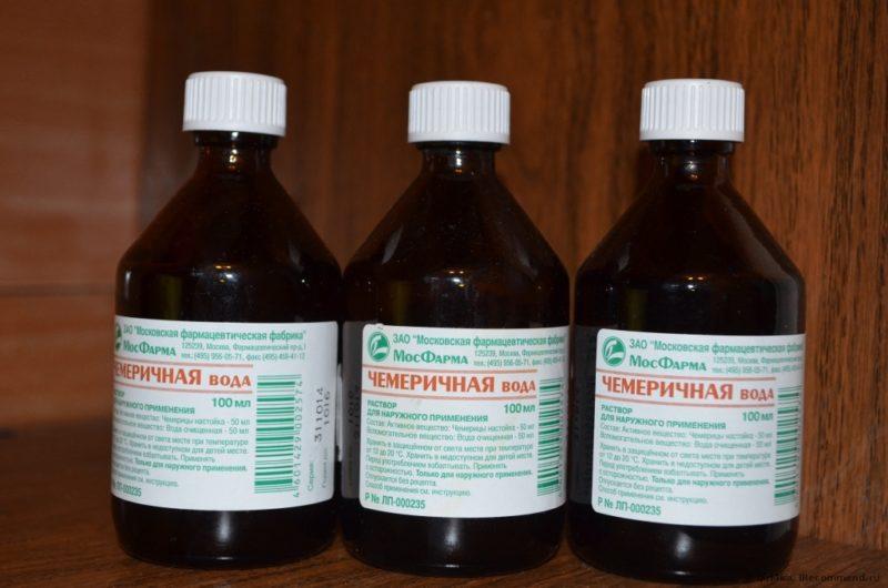 Средство народной медицины - чемеричная вода