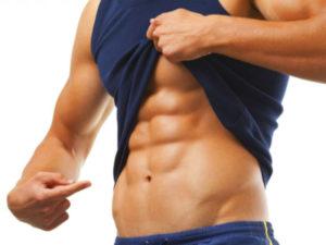 Рацион мужчины при диете для сушки тела