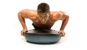 Тренировки с собственным телом