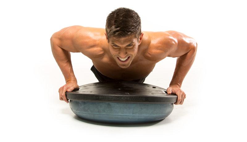 Базовые упражнения с собственным весом