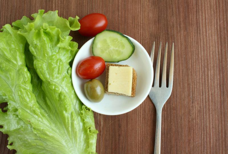Частый прием пищи маленькими порциями