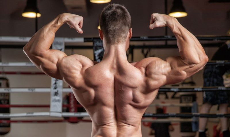 Упражнение для спины дома