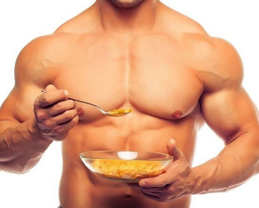Баланс физических нагрузок и правильного высокобелкового питания